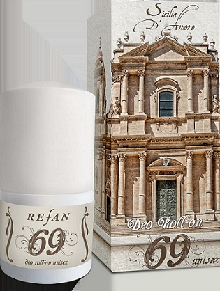 Deo Roll-on D'amore by REFAN